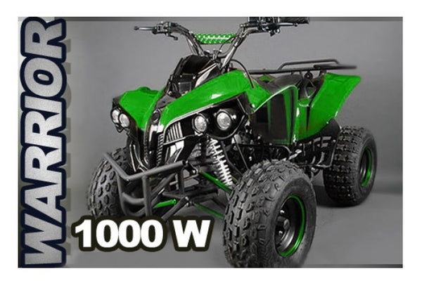 Eco Warrior S8 1000W 48V Electric Quad