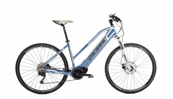 Electric Cross Bicycle CRUSSIS E-CROSS LADY 9.4