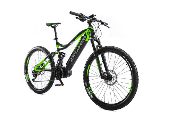 Electric Mountain Bicycle CRUSSIS E-FULL 7.4-S
