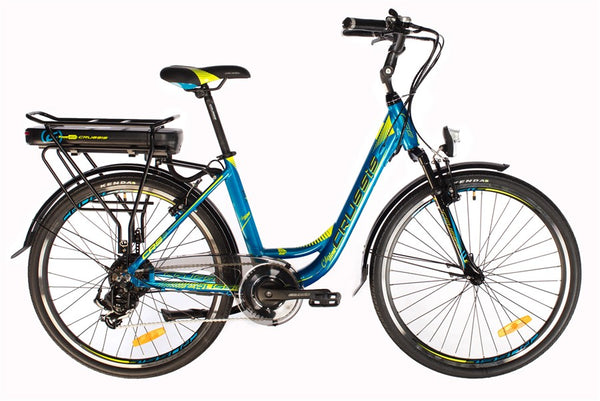 Electric Bicycle Crussis e-City 1.9