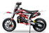 "Mini dirt bike Cheetah 49 cc | Easy pull start | 10"" Wheels 