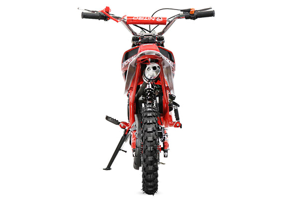 Mini dirt bike Jackal 49 cc | Easy pull start | 10