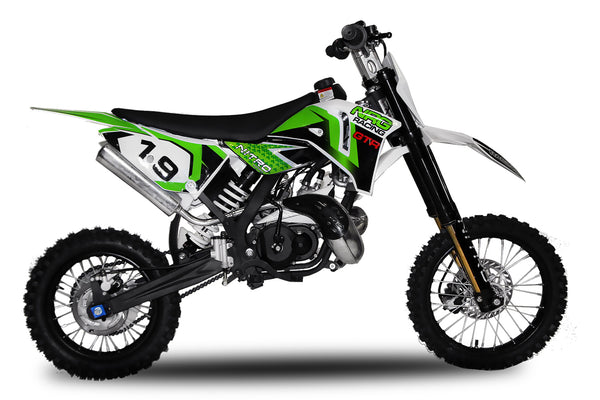 Mini dirt bike NRG65 GT 50 cc | Kick start | 14