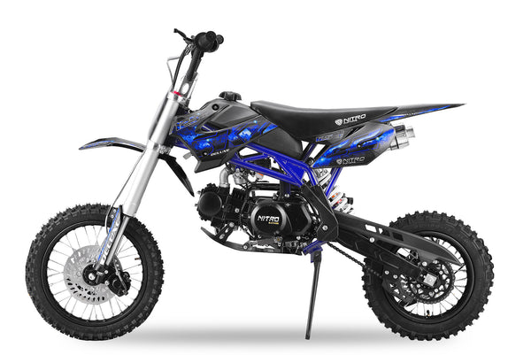 Mini dirt bike Sky 125 cc | Easy pull start | 14