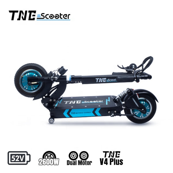 Electric scooter TNE Q4 V4 Plus 2600W Dual motor