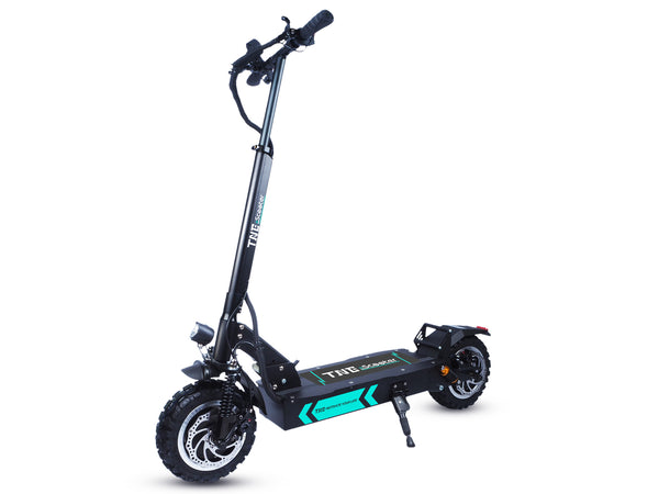 Electric scooter TNE Q4 V6 3200W Dual motor
