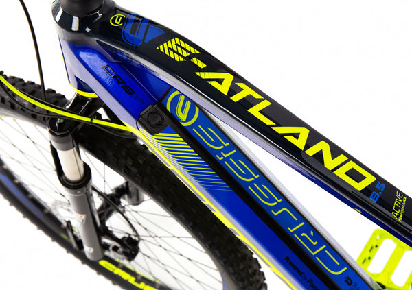 Trekking E-bike Crussis e-Atland 8.5-S