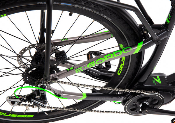 Trekking E-bike Crussis e-Gordo 7.5-S