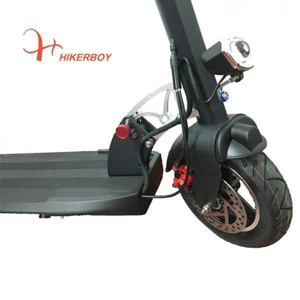 electric scooter urban comfort