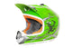 XTREME CHILDREN MOTOCROSS HELMET GREEN