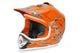 XTREME CHILDREN MOTOCROSS HELMET ORANGE