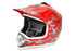 Xtreme Children Motocross Helmet Red