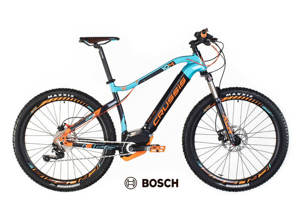 Electric Mountain Bicycle CRUSSIS E-Atland 10.4