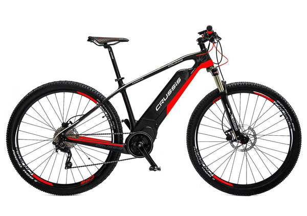 Electric Mountain Bicycle CRUSSIS E-Carbon C.2