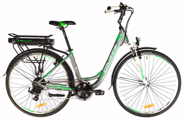 Electric Bicycle Crussis e-Country 1.8-S