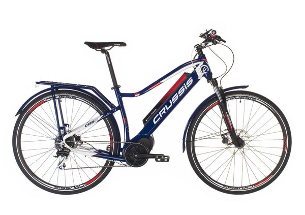 Electric Mountain Bicycle CRUSSIS E-GORDO 7.4-S