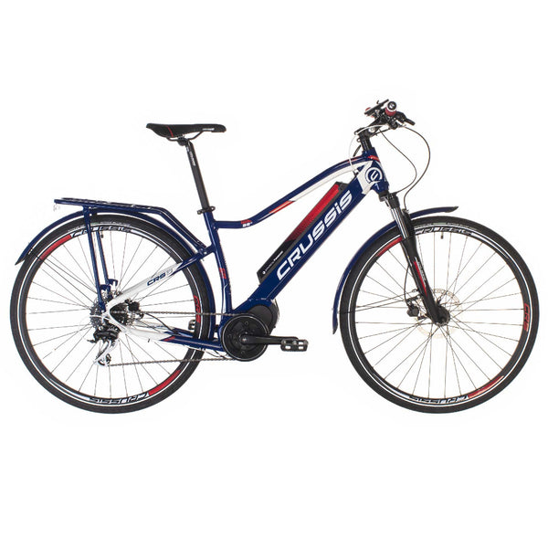 Electric Mountain Bicycle CRUSSIS E-GORDO 7.4