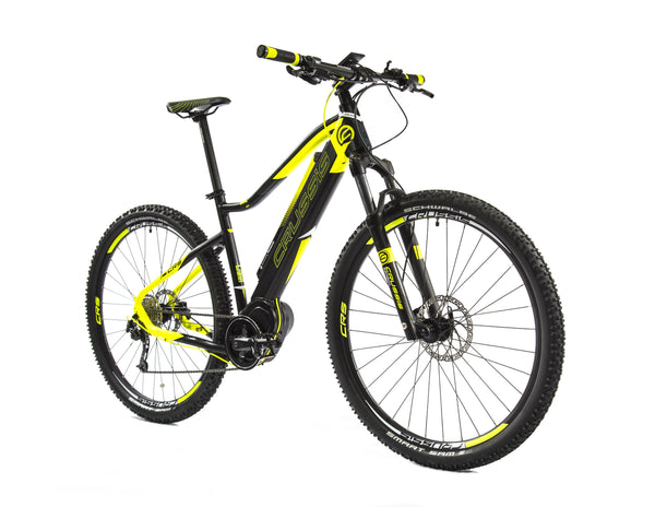 Electric Mountain Bicycle CRUSSIS E-Largo 7.4