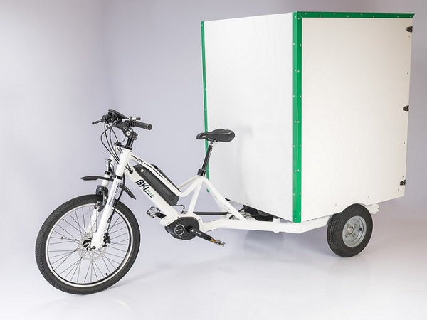 e-CARGO-TRIKE BKL HULK | MAX LOAD 350 KG | CONTINENTAL PRIME MOTOR 250W| MADE IN SPAIN