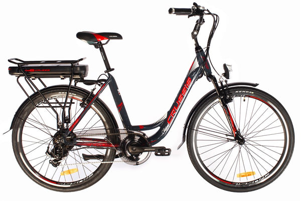 Electric Bicycle Crussis e-City 1.10-S