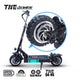 "TNE Q4 V6 3200W Dual motor | 11"" Tires 