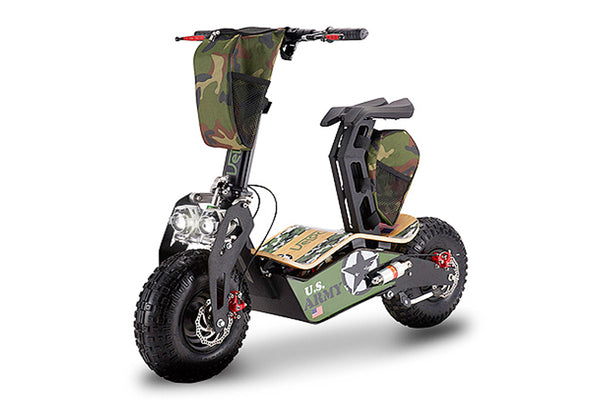Electric scooter Velocifero MAD 2000W 60V