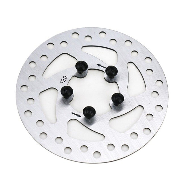 120 mm Electric Scooter Brake Disc  For Xiaomi Mijia M365