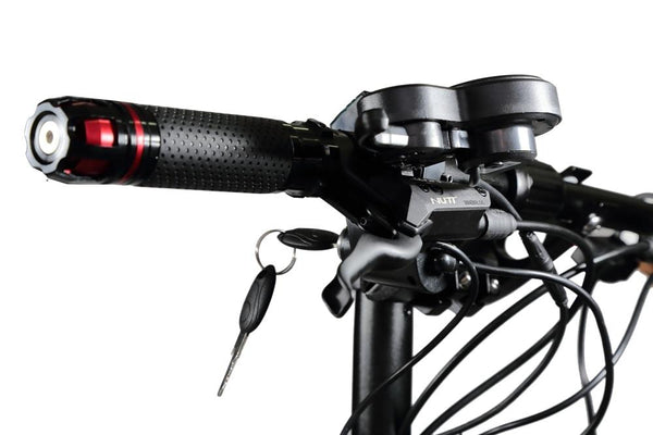 MACURY HYDRAULIC DISC BRAKE SET FOR SPEEDUALl ZERO 10X T10-DDM