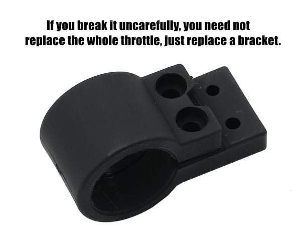 Universal LCD Throttle Base Bracket for Electric Scooter