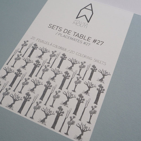 Sets de table #27