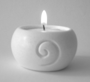 Koru (small t-light)