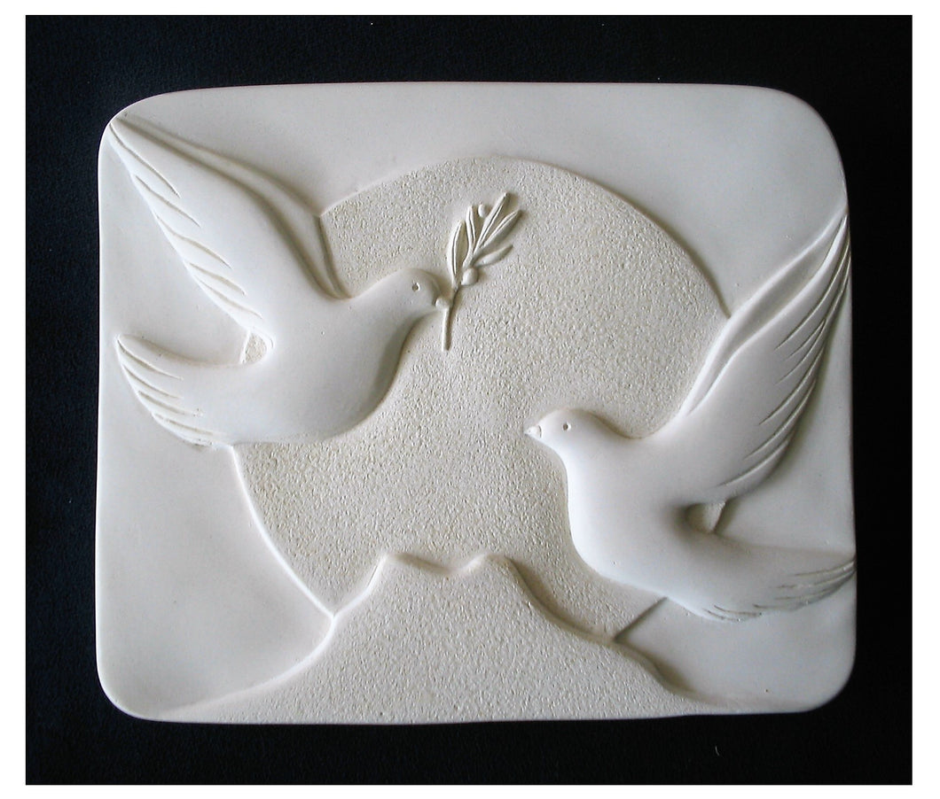 Peace (wall plaque)