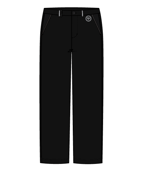 SW23 Golf Pants - Black