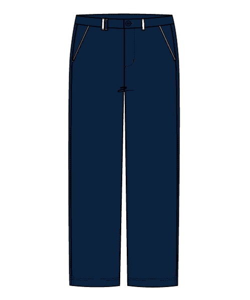 SW23 Golf Pants - Navy