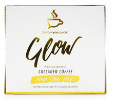 Load image into Gallery viewer, GLOW COLLAGEN COFFEE - ORIGINAL