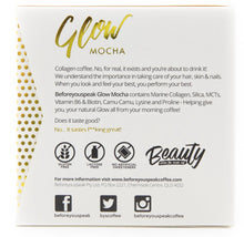 Load image into Gallery viewer, GLOW COLLAGEN COFFEE BOX - MOCHA