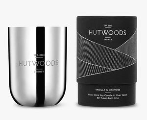 HUTWOODS - Vanilla and Oakmoss