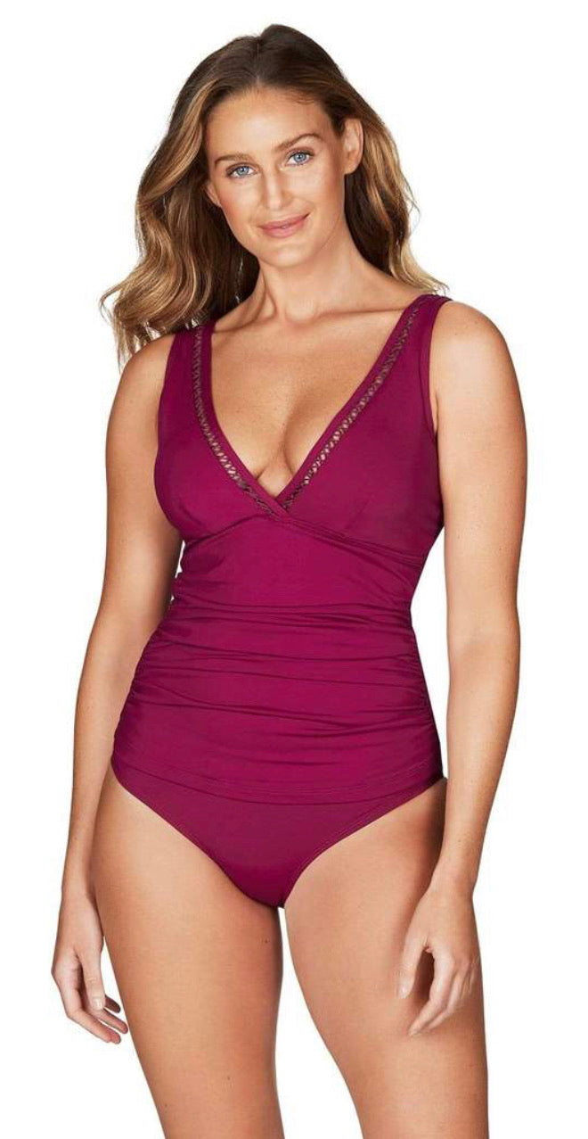 LOLA E/F CROSS OVER TANKINI SET