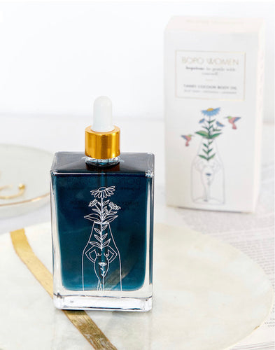 TANSY COCOON BODY OIL