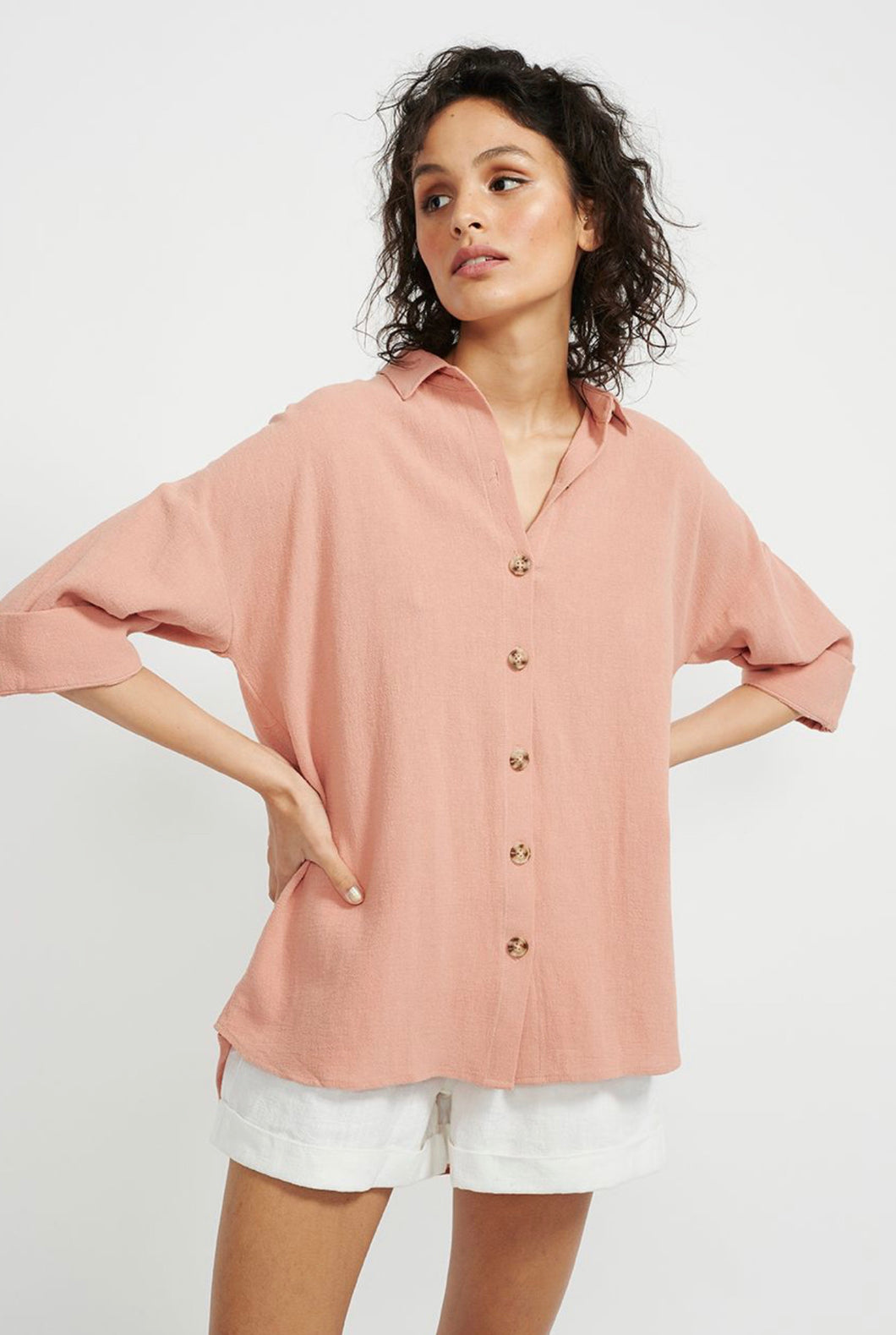HARVEST OVERSIZED SHIRT