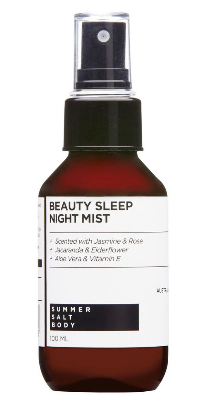 Beauty sleep mist