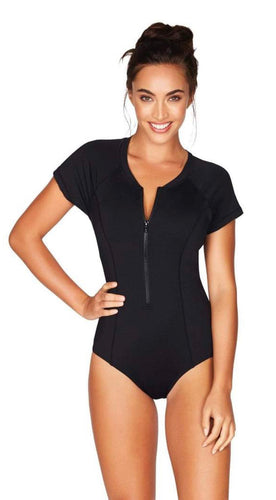 SHORT SLEEVE MULTIFIT ONE PIECE