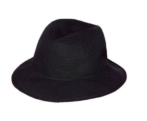 CURB SIDE HAT BLACK