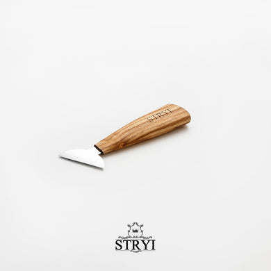 Knife for woodcarving 50mm STRYI