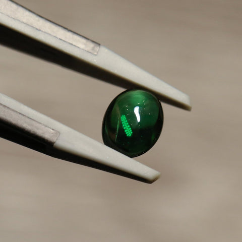 1.26ct Green Tourmaline Cabochon