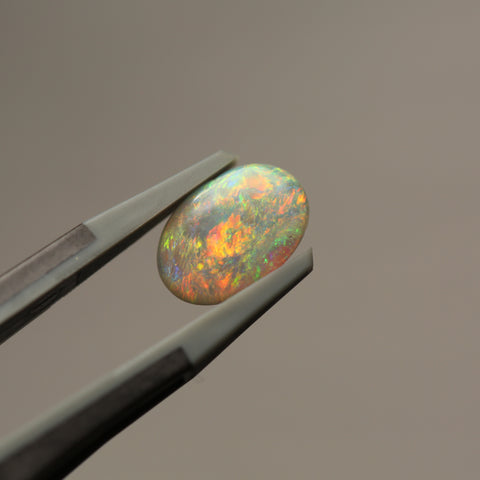 1.38ct Australian Crystal Opal (Lightning Ridge)