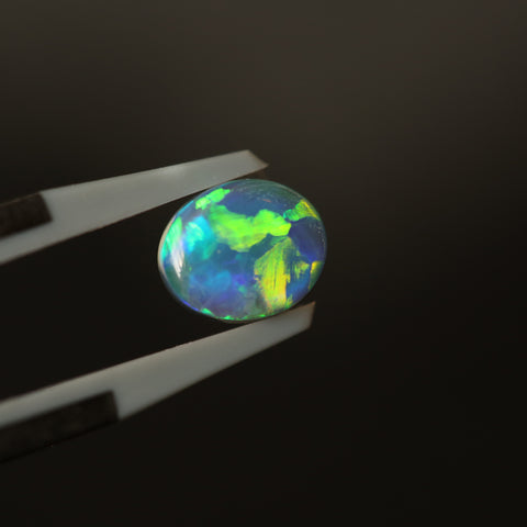 1.20ct Australian Black Opal (Lightning Ridge)