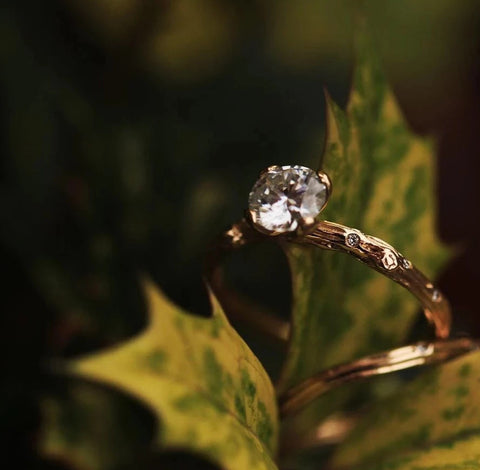 Holly Engagement Ring Setting