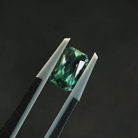 Loose Tourmaline Gemstone perfect for statement ring or engagement ring.