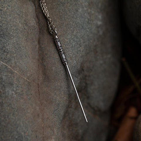 Snape's Wand Necklace